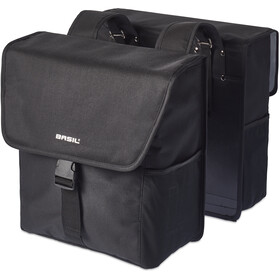 Basil GO Alforja Doble 32l, black